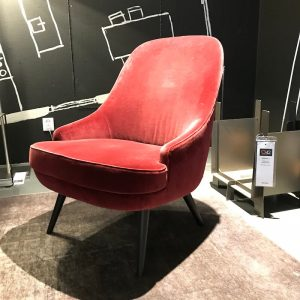 Walter Knoll fauteuil 376-10